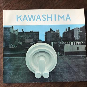 「KAWASHIMA」川島猛展 1971 図録