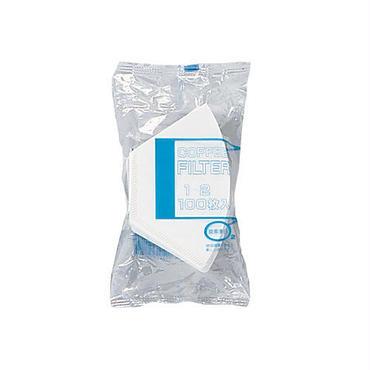 ★bonmac コーヒーフィルター NB酸素漂白1人用NB-100S 1~2杯用
