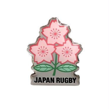 【日本代表】ピンバッジ 「JAPAN RUGBY」