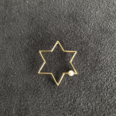 HEXAGRAM STUD