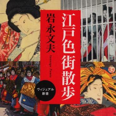 岩永文夫  『江戸色街散歩』