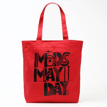MB002 MODS MAYDAY コラボレーショントートバッグ レッド