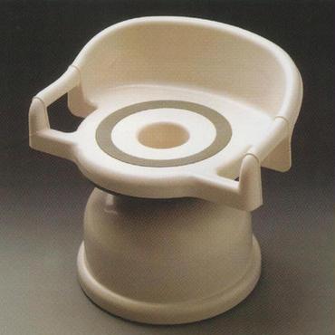 ユ~ランド浴室用回転椅子 お子様からお年寄りまで安心して入浴できます♪【ロータイプ・ガード付 ULG5】 ★介護保険対象商品
