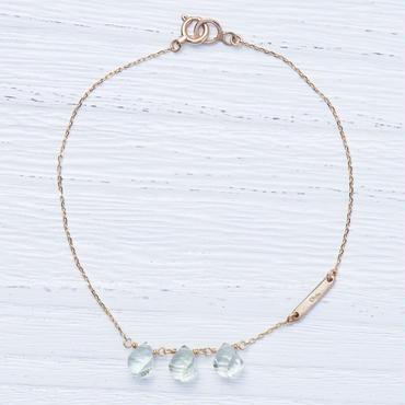 Green Quartz Bracelet(shirshi)