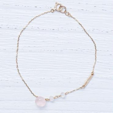 Rose Quartz Bracelet(shirshi)