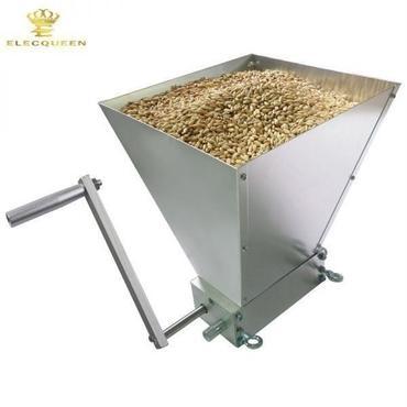 大麦ミル モルトミル 海外ホームブリューイング 自家醸造 業務用 手動グラインダー 穀類粉砕機