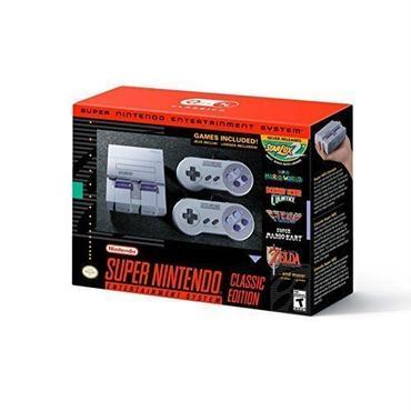 スーパーファミコン ミニ 海外版( 北米)Mini Super NES Classic ニンテンドークラシック