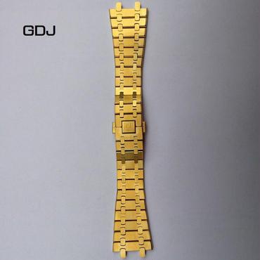 Didun ベルト メンズ腕時計ストラップ ステンレススチール