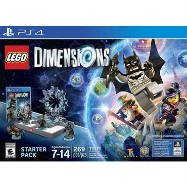LEGO Dimensions Starter Pack PS4  レゴ・ディメンション