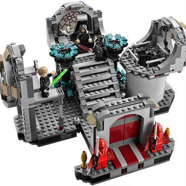 レゴ (LEGO)互換  スター・ウォーズ  デス・スター 最後の決戦 75093風