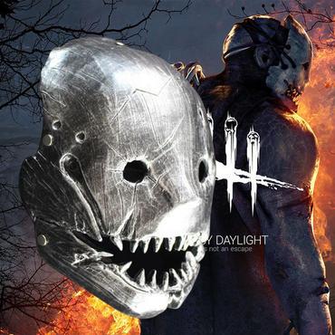 デッド バイ デイライト(Dead By Daylight)トラッパー(Trapper) の軽量マスク エヴァン マクミラン ハロウィン