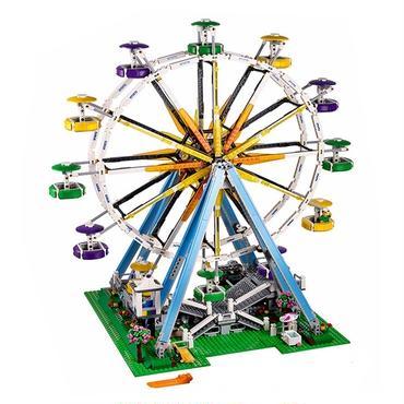 レゴ 互換 クリエイター 10247 風Ferris Wheel 観覧車