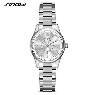 Sinobi   レディース  クォーツ時計  ファッションブレスレット腕時計