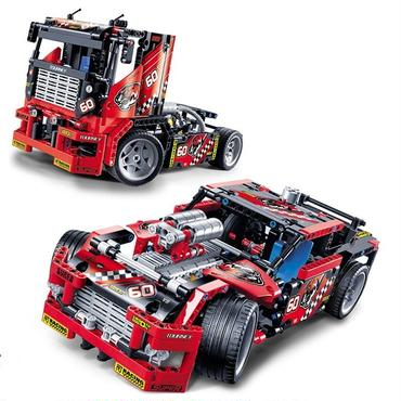 レゴ 互換 テクニック 42041風 レーストラック