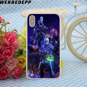 フォートナイト fortnite iPhone case アイフォンケース iphoneカバー 5