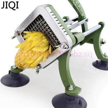ポテトカッター 業務用 ポテトチップス製造機 チップポテト食品ニンジン キュウリ切断機