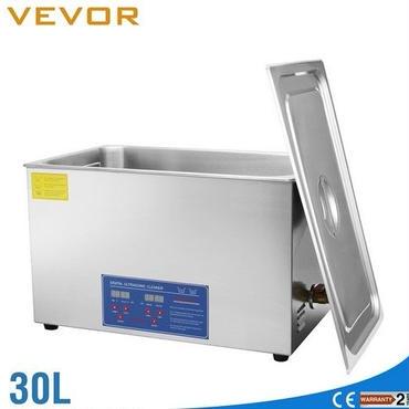 超音波洗浄機 30L デジタル ヒーター/タイマー付き 業務用クリーナー洗浄機