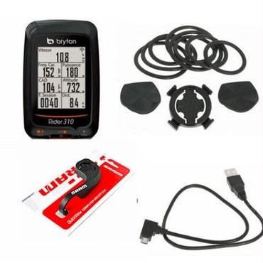 Bryton Rider 310 GPSサイクルコンピュータ