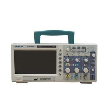 デジタルオシロスコープ 100MHz 1Gs 2CH 7 TFT 40k 800x480 Hantek DSO5102P