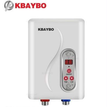 7000ワット瞬間湯沸かし器ヒーターインスタント電気タンクレス給湯器インスタント電気温水暖房シャワー3秒ホット