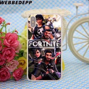 フォートナイト fortnite iPhone case アイフォンケース iphoneカバー 4
