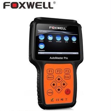 Foxwell NT624 OBD2診断機 おすすめ  自動OBD2診断ツール ABS SRSエアバッグ リセット 自動車用スキャンツール プロ 日本語対応