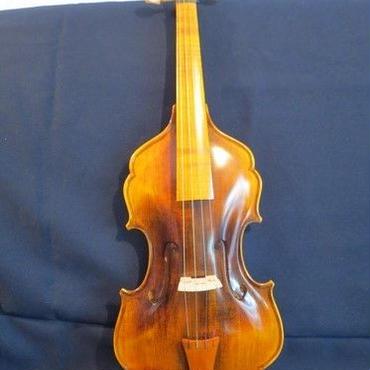 noリブバイオリンユニーク 自作バイオリンバロックスタイル 楽器 演奏