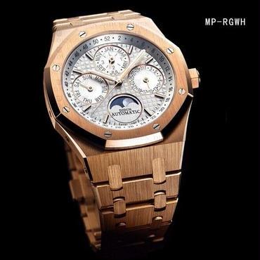 高級腕時計 サファイアガラス 機械式ムーブ 防水 高品質 メンズ腕時計 ブランド