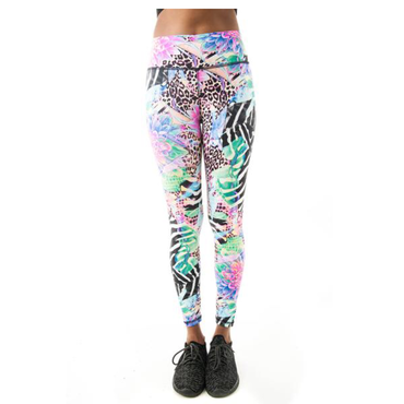 """Safari"" High Rise Leggings"