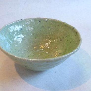 タタキ緑釉 サラダボール