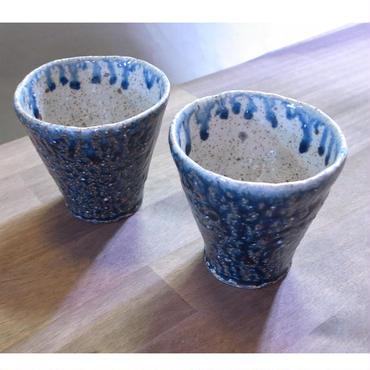 瑠璃釉フリーカップ