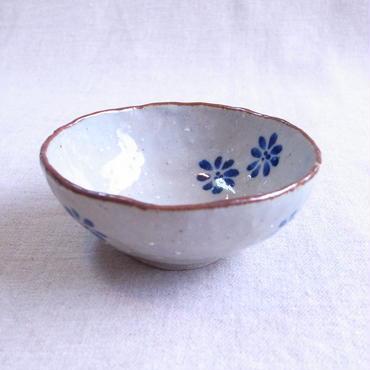 青小花 豆鉢