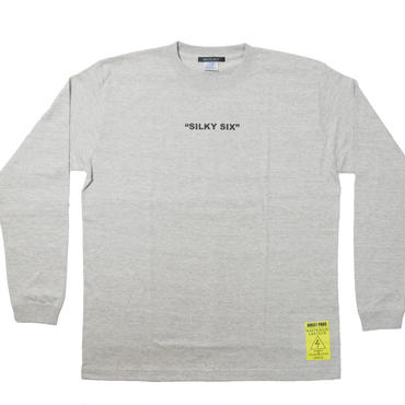 ''M POWER'' LS TEE GREY