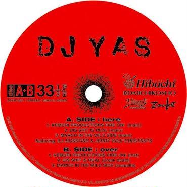 "DJ YAS ""SMOKING GUN"" / 12inch Vinyl"