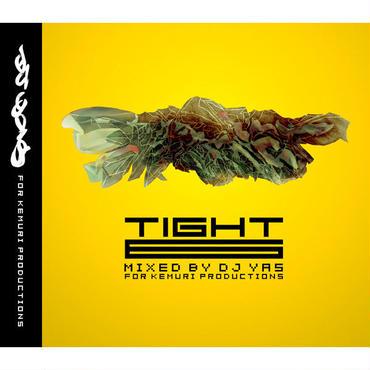 """DJ YAS """"TIGHT 6"""" / Mix CD"""
