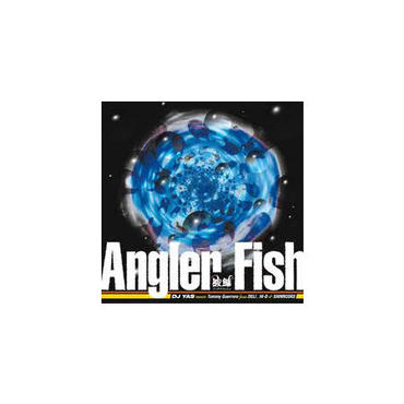 ANGLER FISH/DJ YAS meets TOMMY GUERRERO / CD