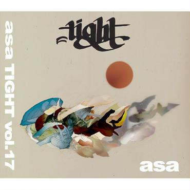 "asa ""TIGHT 17"" / Mix CD"