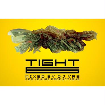 """DJ YAS """"TIGHT 6"""" / Mix Tape"""