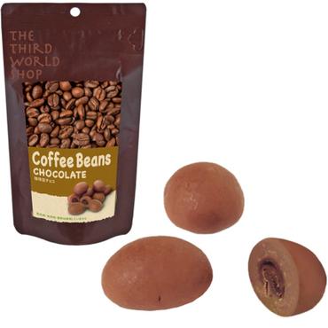 フェアトレード 珈琲豆チョコ 50g 【オーガニック 有機栽培】【添加物不使用】【冬季限定】
