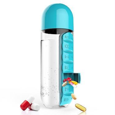カプセル ボトル お薬飲み忘れ対策