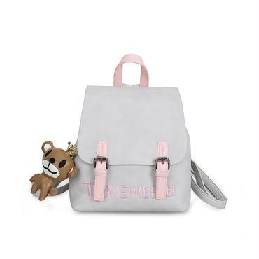 可愛い2Wayバッグ 大容量で便利 旅行、通学にぴったり