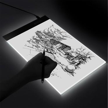 絵描き LEDデジタルタブレット  A4
