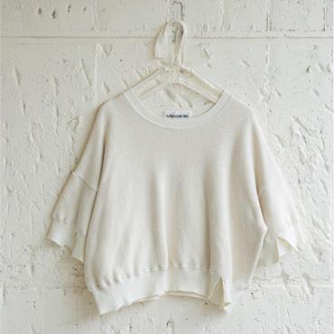 【 UNIONINI 】knit wide pillover