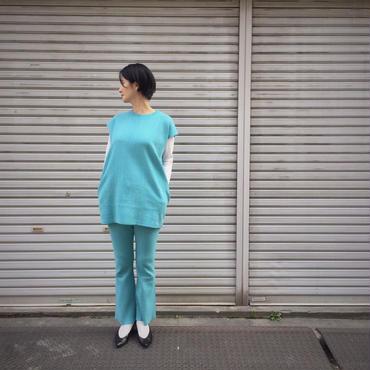【 Yuumi ARIA 】ORGANIC WAFFLE BIG ONE PIECE