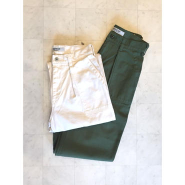 【 OMNIGOD 】Wide Baker Pants