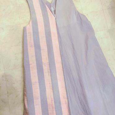 【 POTTENBURN TOHKI 】STRIPE SHIMAI DRESS