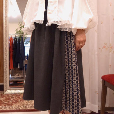 【 POTTENBURN TOHKII 】CIRCLE SKIRT