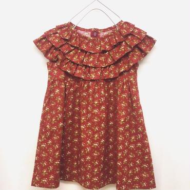 【 melenani 】Frill Dress