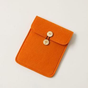 ウールカバー(袋タイプ)/オレンジ