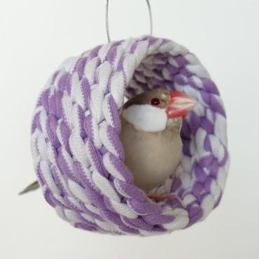 ホヨヨ ボール(M) purple mix